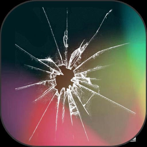 Cracked Screen 娛樂 LOGO-阿達玩APP
