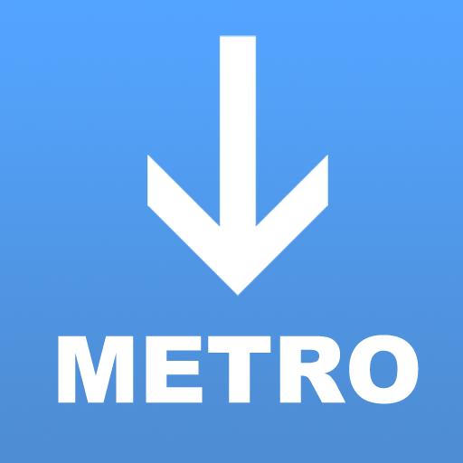 Montreal Metro LOGO-APP點子