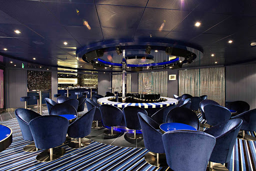 Carnival-Sunshine-Piano-Bar-88 - Relax with a cocktail and listen to pop favorites at Piano Bar 88 aboard Carnival Sunshine.