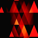 Theme - Triangles icon