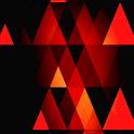 Theme - Triangles icon