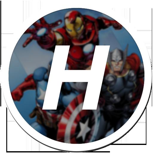 Muzei Heroes 漫畫 App LOGO-APP試玩