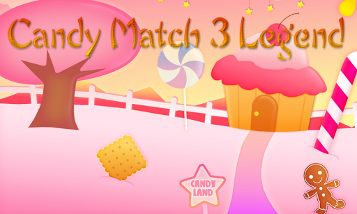 Candy Match 3 Legend