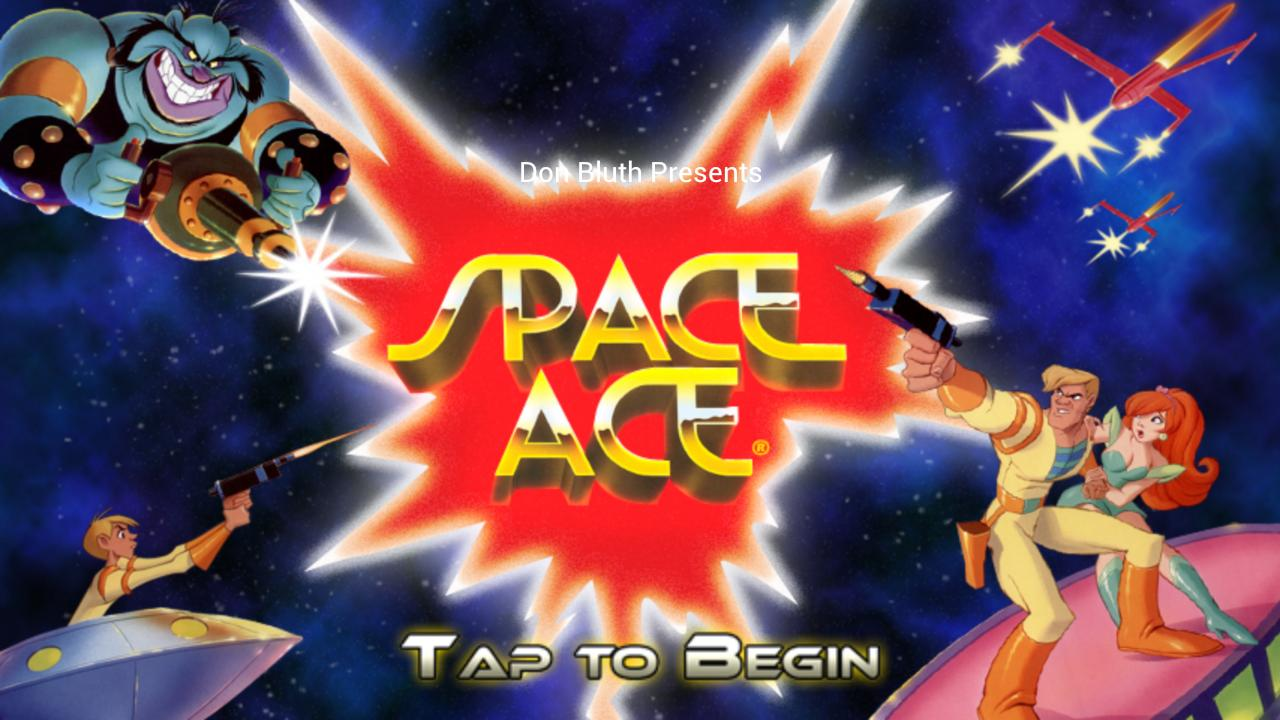 Space Ace- screenshot