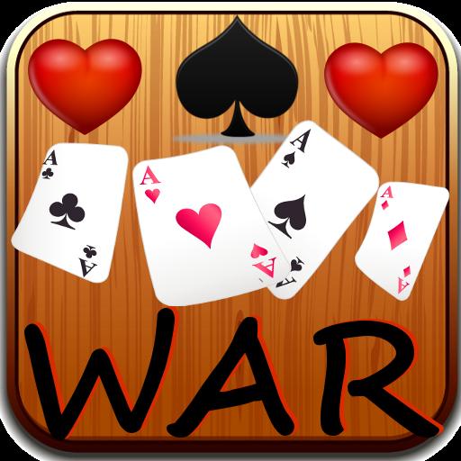 戰爭 - 撲克牌免費 LOGO-APP點子
