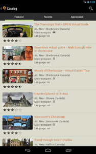 Balado Discovery Tours Guides screenshot 13