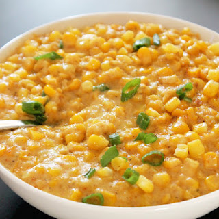 Creole Creamed Corn