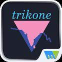 Trikone icon