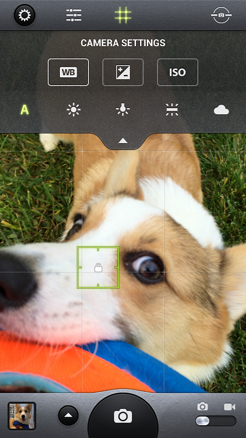 Camera Awesome- screenshot