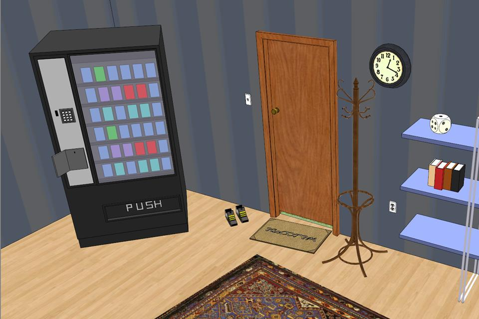 Stalker 2 LITE - Room Escape - screenshot