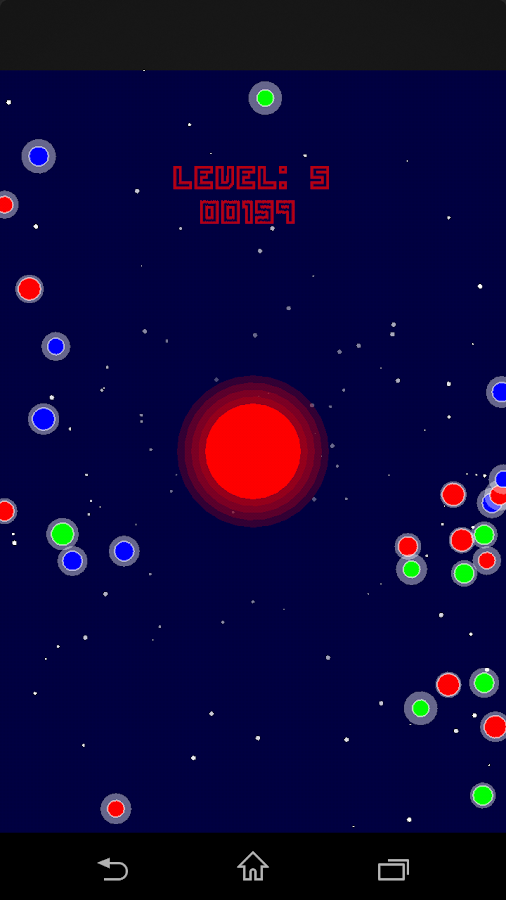 Space Laser- screenshot