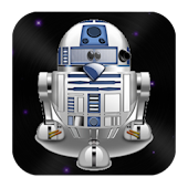 R2D2 Tradutor Star Wars