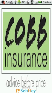 Cobb Insurance - screenshot thumbnail