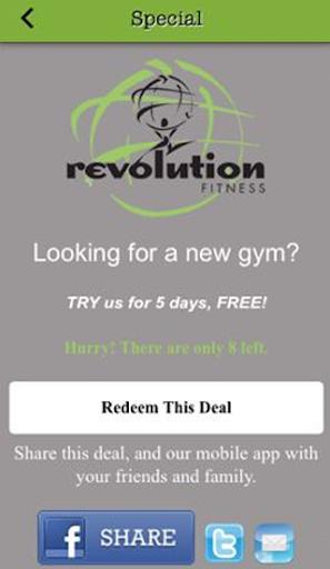 免費健康App|Revolution Fitness|阿達玩APP