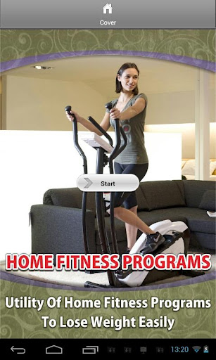 Home Fitness Programs