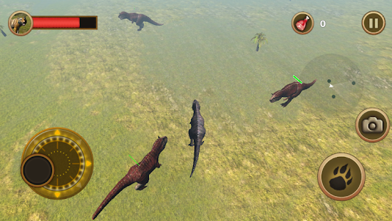 Dinosaur Chase Simulator screenshot