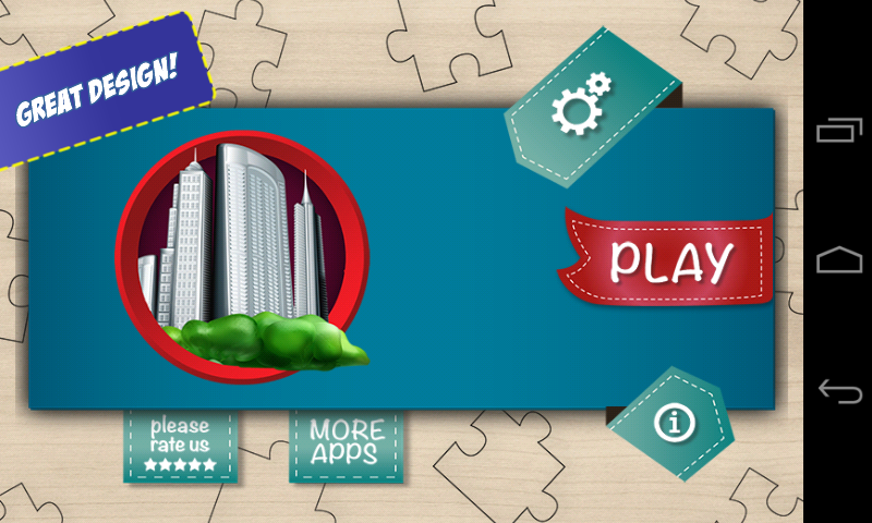 Free Cities Jigsaw Puzzle- screenshot