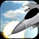 Air bomb 3D icon