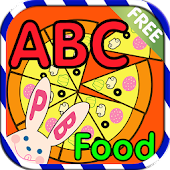 ABC Food Flashcard  Read Write