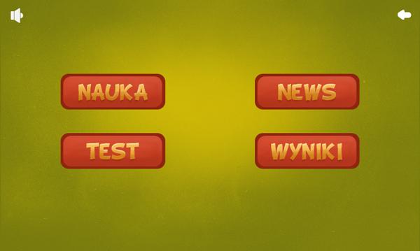 Tabliczka mnożenia - screenshot