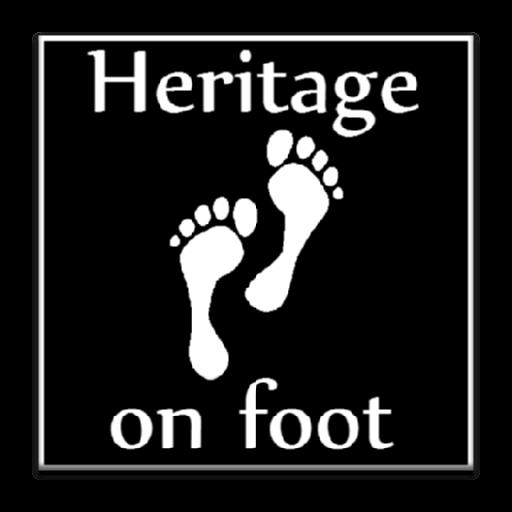Singapore Heritage on foot LOGO-APP點子