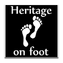 Heritage on foot