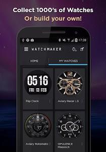 WatchMaker Watch Face v2.8.0
