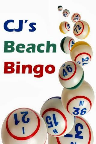 CJ's Beach Bingo