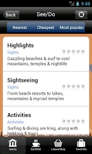 Bali Gulliver's Travel Guide- screenshot thumbnail