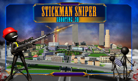 Stickman Sniper Shooting 3D 1.2 screenshot 41252