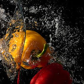 by Gerd Moors - Food & Drink Fruits & Vegetables ( water,  )