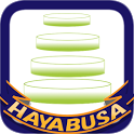 HAYABUSA Tower of Hanoi icon