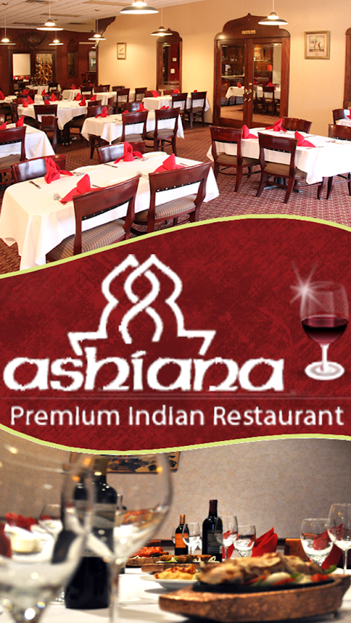 Ashiana restaurant android apps on google play for Ashiana indian cuisine
