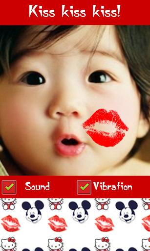 玩休閒App|亲吻可爱的宝宝免費|APP試玩