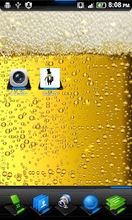 Bubbly Beer Live Wallpaper - screenshot thumbnail