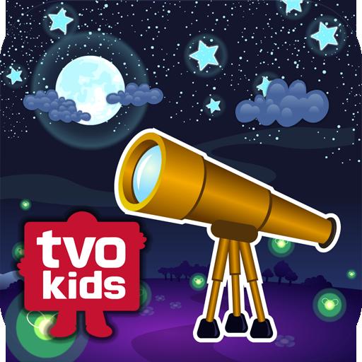 TVOKids Explore the Night 教育 App LOGO-APP試玩