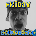 Friday Soundboard Plus logo