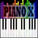 Piano X icon