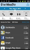 Screenshot of StatManDo