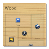 Wood theme for SquareHome