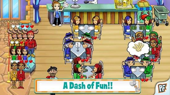 Diner Dash Classic Deluxe - screenshot thumbnail