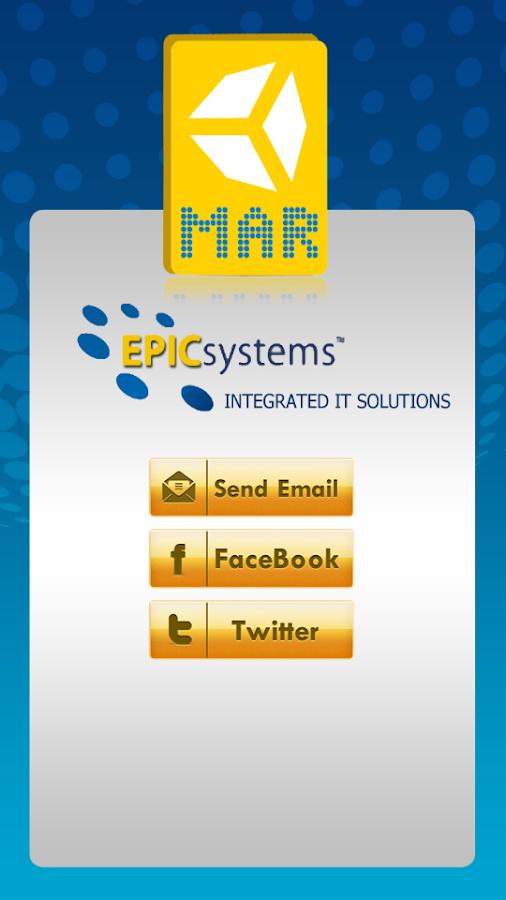 Epic MAR - screenshot