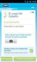 Screenshot of AmazingBaby Espana de Enfalac®