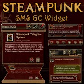 Steampunk GO Message Theme