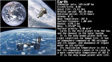 Screenshot of Space Flight Simulator Lite