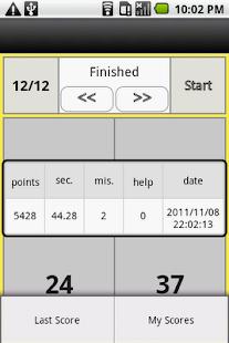 48 numbers random memory- screenshot thumbnail