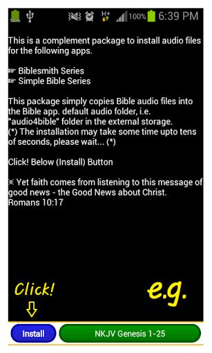 [MP3] 06 Joshua 1 1