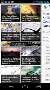 MISH: Global Economic Analysis- screenshot thumbnail