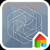 Infinite cube dodol theme