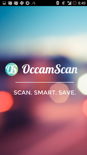 OccamScan - Save on Groceries